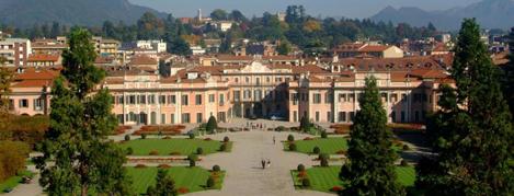 Palazzo e Giardini Estense - strilli